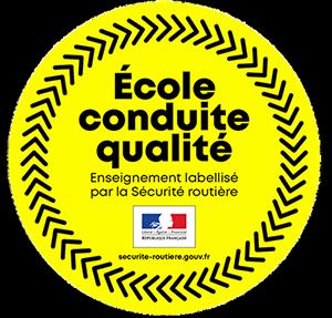 L'auto école Croisonnier labellisée par l'état